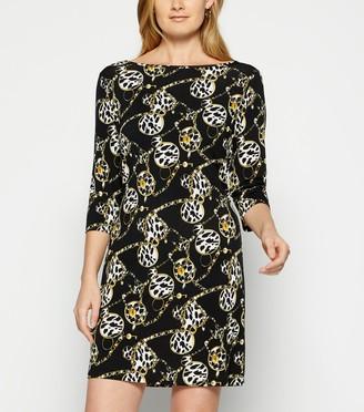 New Look StylistPick Animal Chain Print Dress