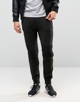 ONLY & SONS Sweat Jogger with Cuff Bottom & Knee Detail