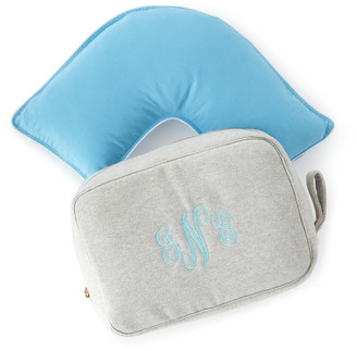 The Pillow Bar Travel Companion Set Personalized