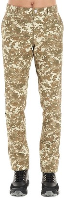 Burberry Camouflage Effect Trousers