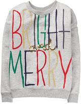 Gymboree Bright & Merry Pullover