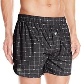 Lacoste Men's Authentics Woven Boxer