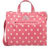 Cath Kidston Button Spot Open Carryall with Strap