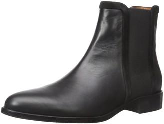 Aquatalia Women's Yasmine Anil Calf/Suede Boot