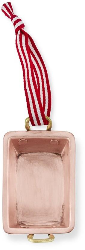 Williams-Sonoma Copper Roaster Ornament