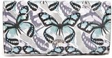 GUESS Flutter Print File Clutch