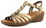 Bare Traps Baretraps Honora Women Open Toe Synthetic Bronze Sandals.