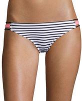 Arizona Mix & Match Summertime Stripe Hipster Swim Bottoms