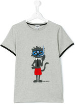 Karl Lagerfeld Teen printed T-shirt - kids - Cotton - 16 yrs
