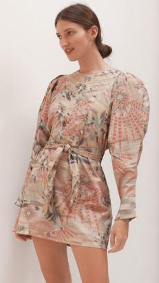 CHUFY Nanuk Short Dress