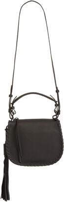 AllSaints Mori Leather Crossbody Bag