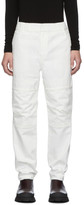 Ambush White Front Pocket Jeans