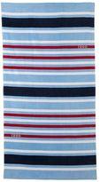 Izod Deconstructed Stripes Beach Towel