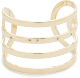 Elizabeth and James Azure Cuff Bracelet