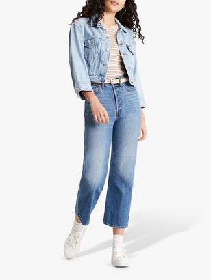 Levi's Loose Sleeve Denim Trucker Jacket, Loosey Goosey