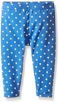 Scout + Ro Big Girls' Printed-Dot Jersey Capri Pant