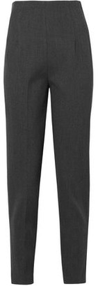 The Row Cat Stretch-wool Twill Tapered Pants