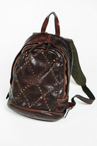 Campomaggi Womens VERONA LEATHER BACKPACK
