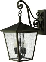 Hinkley 4 Light Outdoor Wall Sconce