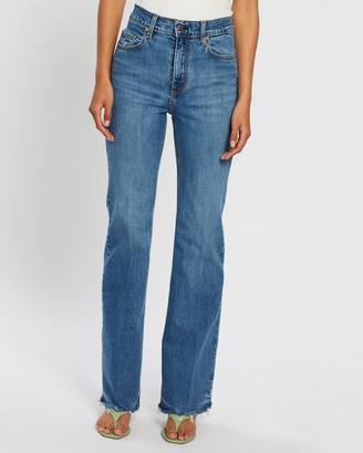 Nobody Denim Jacqueline Jeans