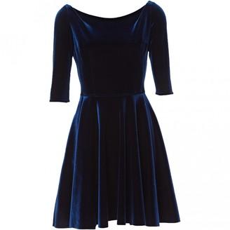 Emilio De La Morena Blue Dress for Women