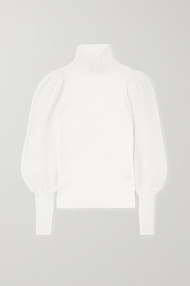 Alice + Olivia Alice Olivia - Wool-blend Sweater - Off-white