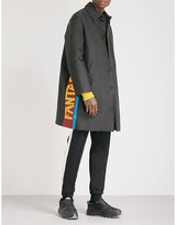 Fendi Fantastic Twill Coat