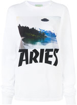 Aries printed top - women - Cotton - 1