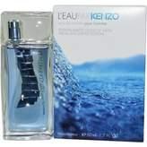Kenzo L'eau Par By Edt Spray 1.7 Oz (metal Leaf Limited Edition)