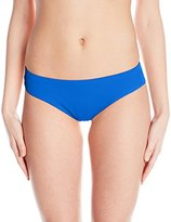 Oakley Women's Core Solids Shirred Bikini Bottom