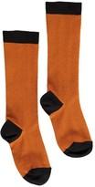 Ketiketa Cashmere Two-Tone Cotton Socks