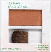 Almay Pure Blends Blush, Sunkissed, 0.15-Ounces by