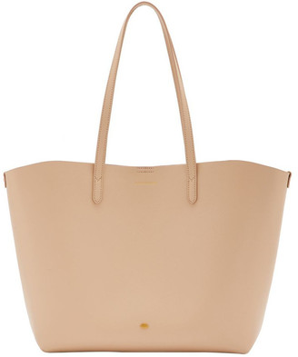 Lulu Guinness Almond Ivy Double Handle Tote Bag