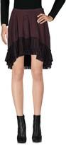 Dondup Mini skirts - Item 35330939