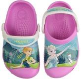 Crocs CC Frozen Fever Clog (Toddler/Little Kid)