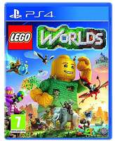 Sony LEGO Worlds - PS4