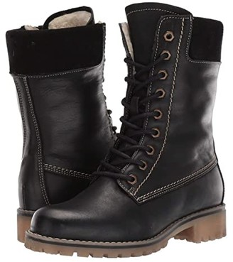 Eric Michael Amara (Black) Women's Boots