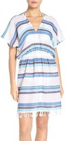 Tommy Bahama Women's Stripe Gauze Cover-Up Dress