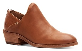 Frye Women's Carson Leather Ankle Booties