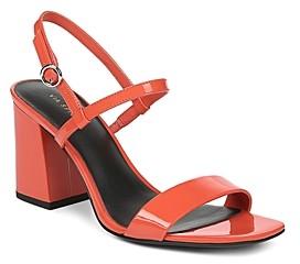 Via Spiga Women's Eden Block Heel Sandals