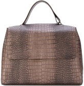 Orciani boxy tote - women - Leather - One Size