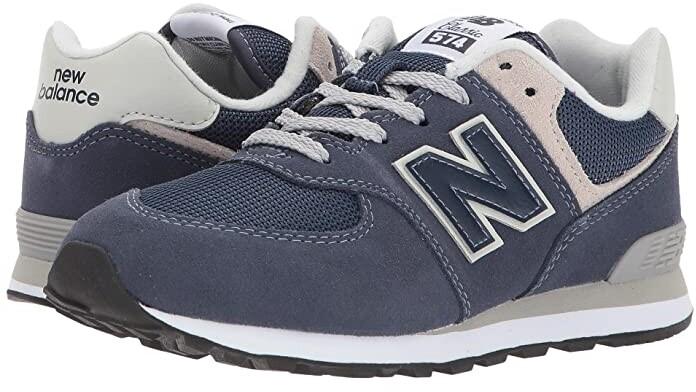New Balance Gray Boys' Shoes ShopStyle