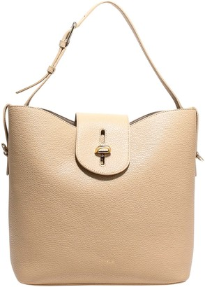 Furla Twist Lock Shoulder Bag