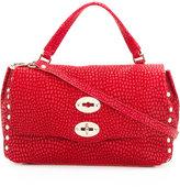 Zanellato logo tote bag - women - Leather - One Size