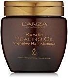 L'anza Keratin Healing Oil Intensive Hair Masque, 7.1 Fluid Ounce