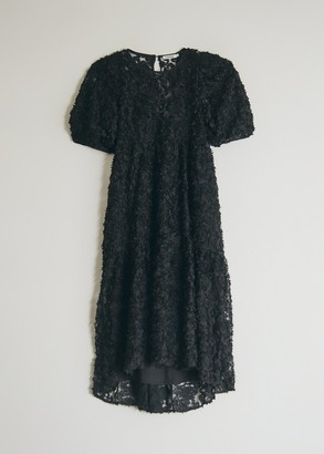 Farrow Women's Auriele Midi Dress in Black, Size Small