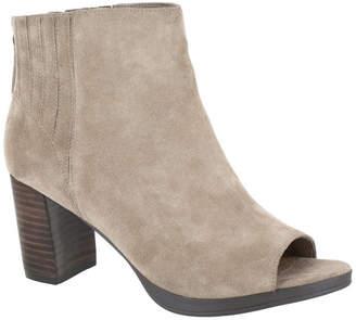 Bella Vita Lex Open Toe Booties Women Shoes
