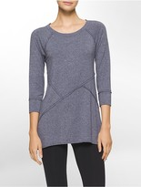 Calvin Klein Performance Stretch 3/4 Sleeve Tunic