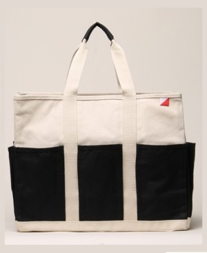 ShoreBags Women's Grocery Craft Bag - Large