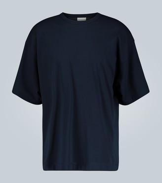 Dries Van Noten Boxy-fit cotton T-shirt